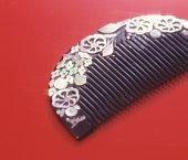 Hair comb clip