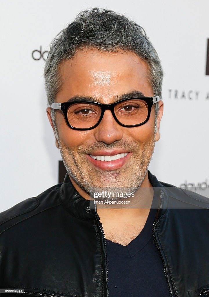 Hair stylist David Babaii attends the opening of Tracy Anderson flagship studio at Tracy Anderson Flagship Studio on April 4, 2013 in Brentwood, California.