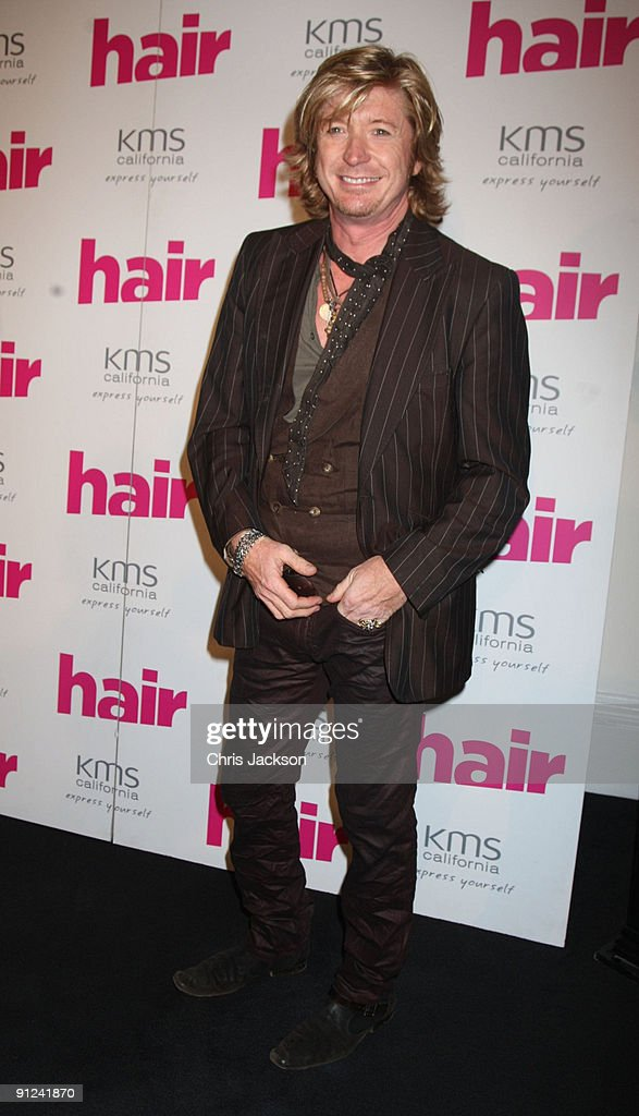 Hair Stylist Nikki Clarke attends the Hair Magazine Awards 2009 held at Il Bottaccio on September 29, 2009 in London, England.