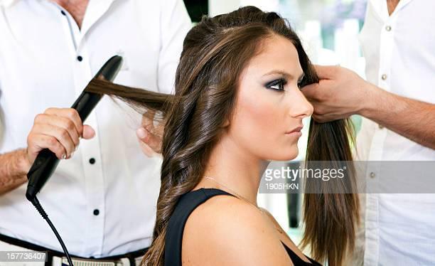 Salon de coiffure et de soins de beauté