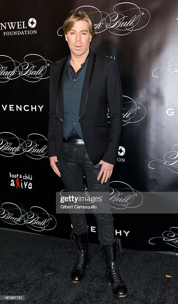 Hairstylist and creator of WEN, Chaz Dean attends the 10th annual Keep A Child Alive Black Ball at Hammerstein Ballroom on November 7, 2013 in New York City.