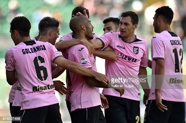 US Citta di Palermo v ACF Fiorentina - Serie A : News Photo