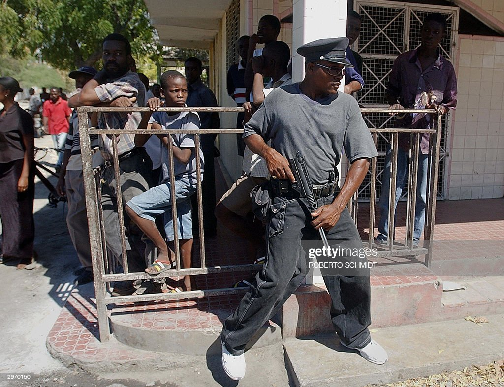 2004 haitian Haiti is the poorest nation in the western hemisphere, and has economic and   on february 28th, 2004, aristide was taken from the country by the haitian and.