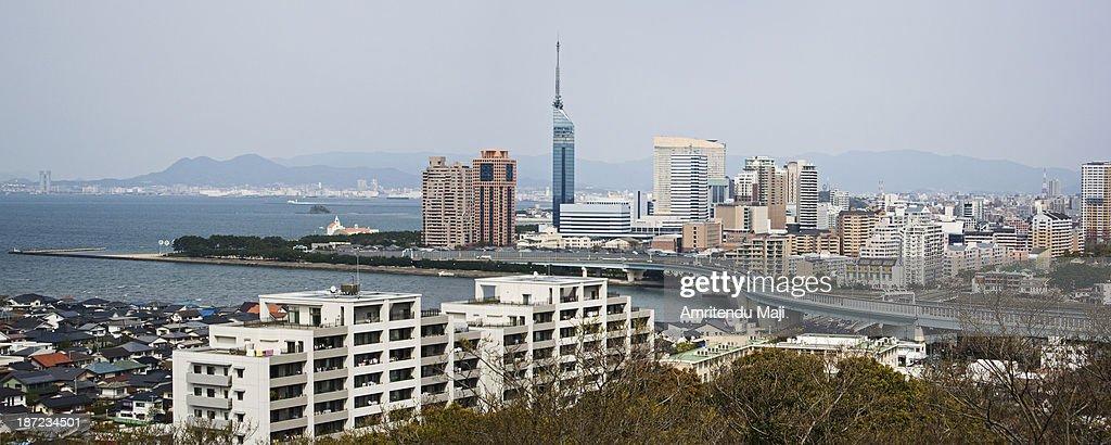 Hakata City Panorama