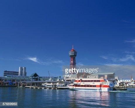 Hakata Wharf in Fukuoka