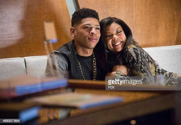 Hakeem and Cookie share a moment in the 'The Lyon's Roar' episode of EMPIRE airing Wednesday Feb 25 on FOX