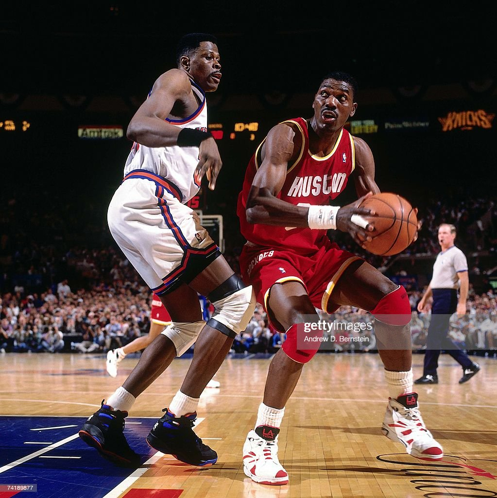 1994 NBA Finals Game 3 Houston Rockets vs New York Knicks