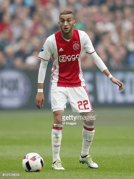 Hakim Ziyech Stock Photos and Pictures | Getty Images
