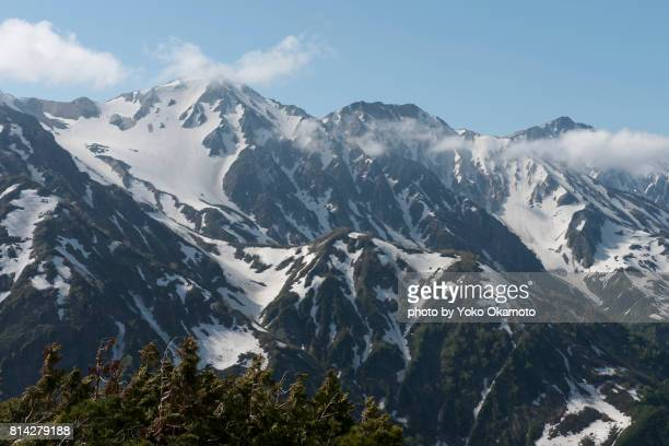 Hakuba mountains in early summer / North Alps