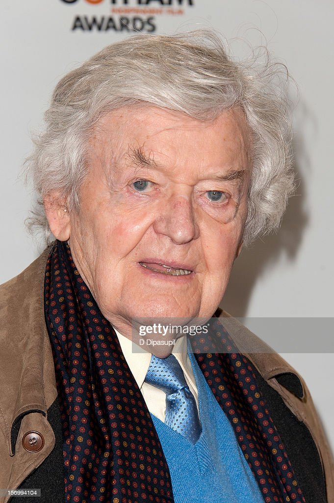 Hal Holbrook attends the 22nd annual Gotham Independent Film awards at Cipriani, Wall Street on November 26, 2012 in New York City.