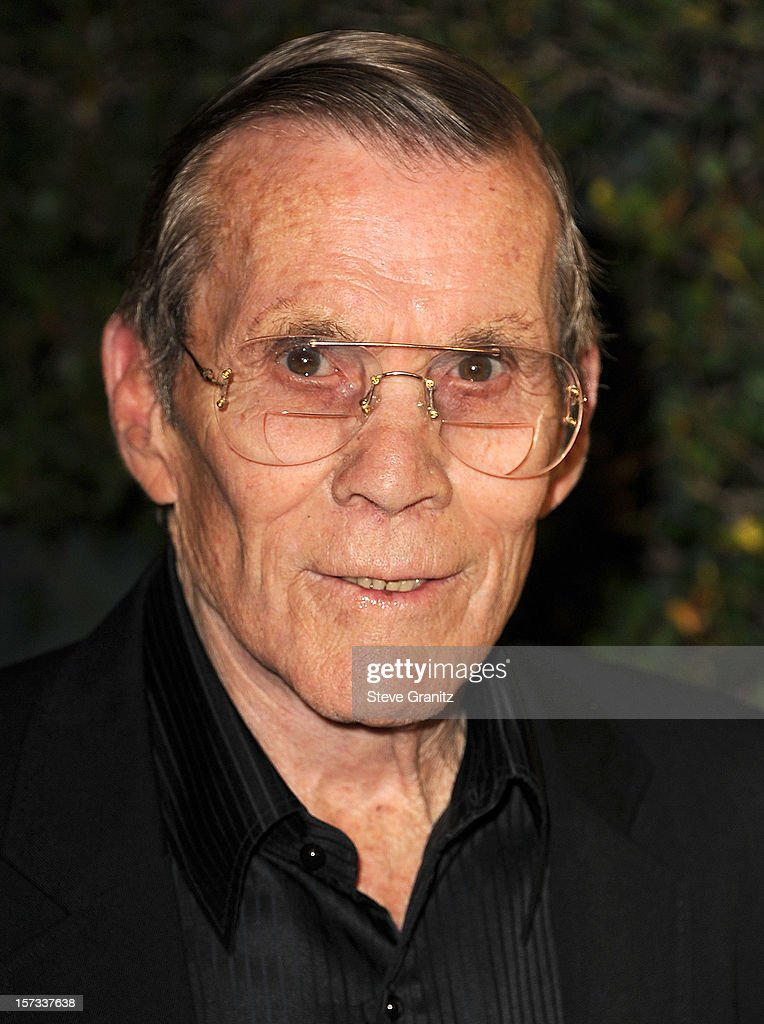 Hal Needham arrives at the The Academy Of Motion Pictures Arts And Sciences' Governors Awards at The Ray Dolby Ballroom at Hollywood & Highland Center on December 1, 2012 in Hollywood, California.