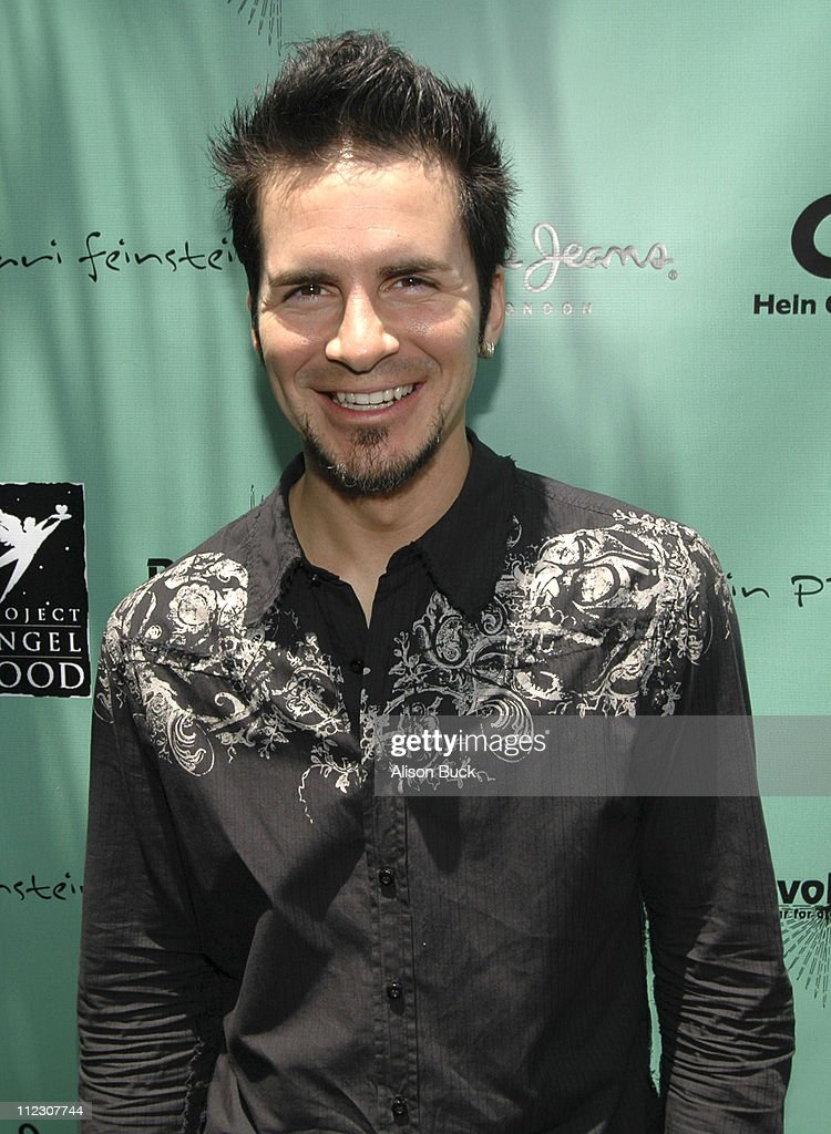 Hal Sparks during KARI FEINSTEIN PR Presents STYLE LOUNGE Benefiting Project Angel Food - Day 2 in Los Angeles, California, United States.