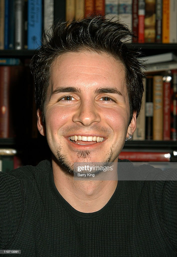 Hal Sparks during Queer As Folk Cast Members and Producers Sign 'Queer As Folk: The Book' at Book Soup in West Hollywood, California, United States.