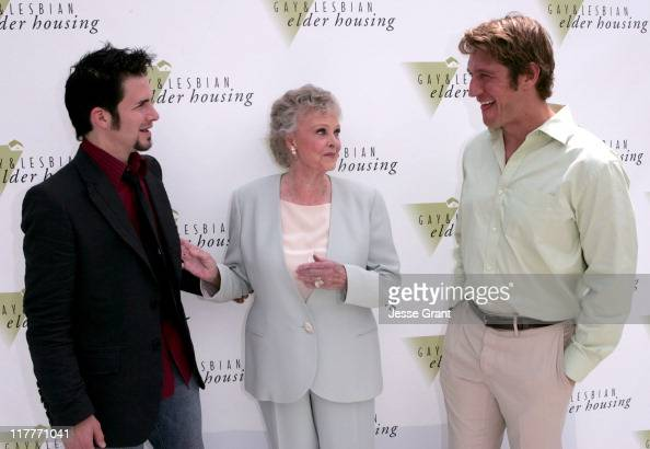 Hal Sparks June Lockhart and...