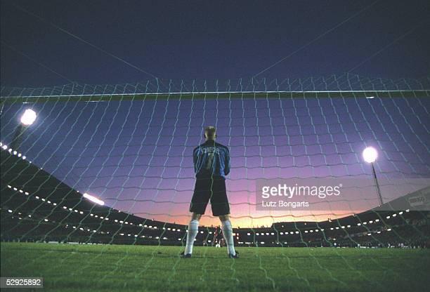 SCHWEDEN 1992 Halbfinale Goeteborg HOLLAND DAENEMARK 67 nach Elfmeterschiessen TORWART Peter SCHMEICHEL/DAN TOR zum 55 durch Frank RIJKAARD/HOL