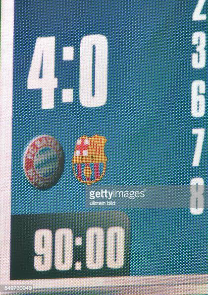 ergebnis bayern champions league