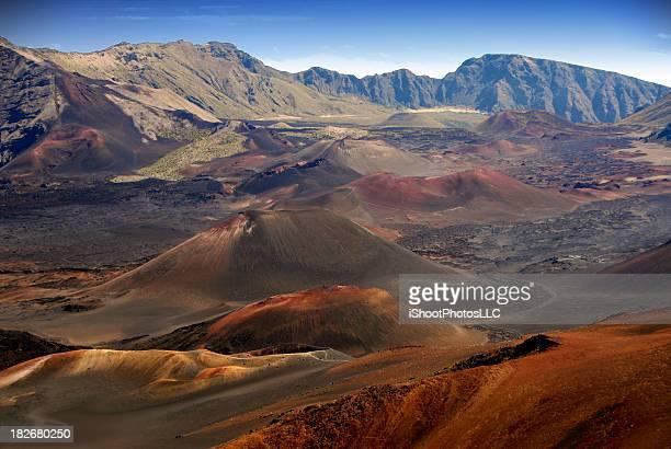 Haleakala Crater / Volcano