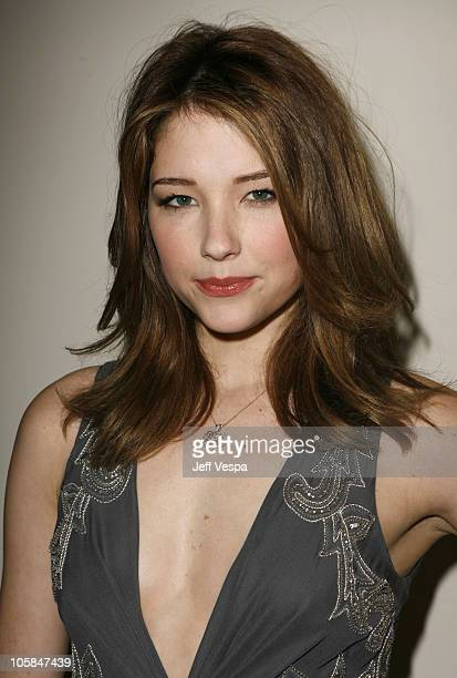 Haley Bennett during 6th Annual GM Ten Backstage at Paramount Studios in Los Angeles California United States