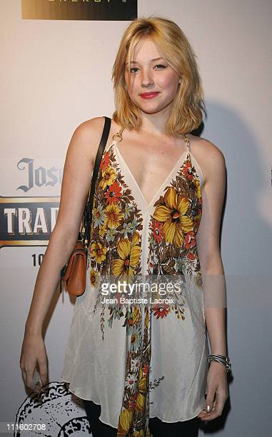 Haley Bennett during Jose Cuervo and 'Hustle Flow''s Taryn Manning Celebrate Cinco de Mayo at Velvet Margarita at Velvet Margarita in Hollywood...