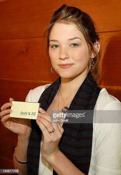 Haley Bennett during Kari Feinstein's Style Lounge Presented by Budweiser Select Day 2 at Private Residence in Los Angeles California United States