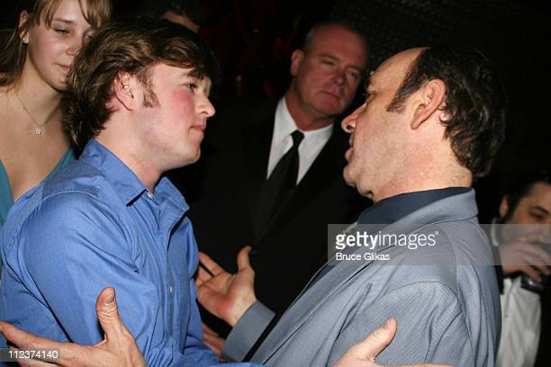 Haley Joel Osment and Kevin Spacey who costarred in 'Pay it Forward' together