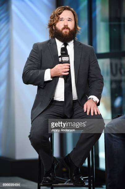 Haley Joel Osment attends AOL Build Series at Build Studio on June 16 2017 in New York City