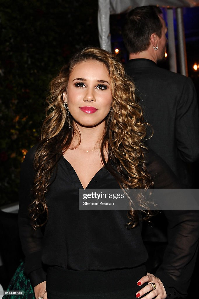 Haley Reinhart attends Red Light Management Grammy After Party at Mondrian Los Angeles on February 10, 2013 in West Hollywood, California.