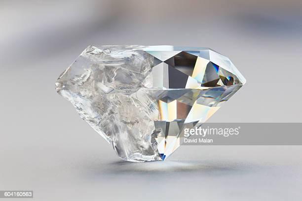 Half cut diamond