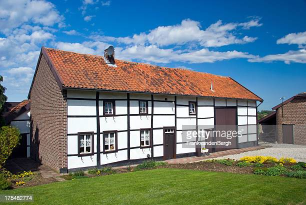 Half Timbered Dutch Farm