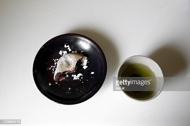 Half-eaten Daifuku