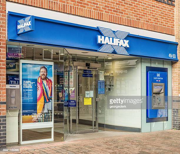 Halifax Bank Branch