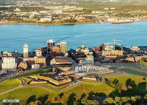Halifax Citadel Hill National Historic Site