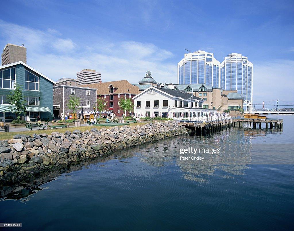 Halifax Harbor, Nova Scotia, Canada