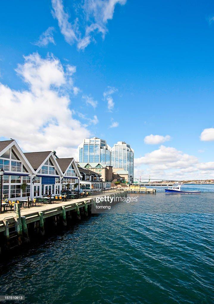 Halifax Nova Scotia Waterfront
