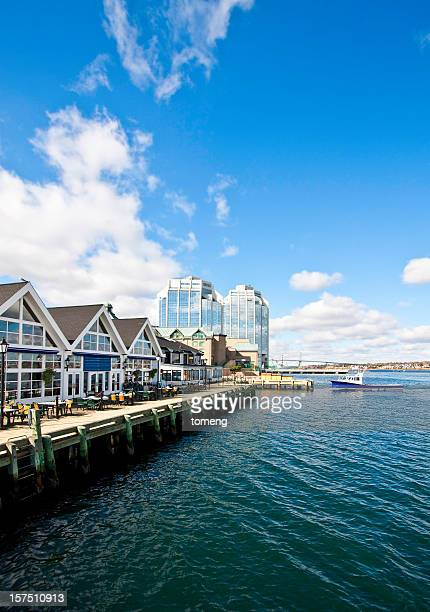 Halifax Nova Scotia Waterfront