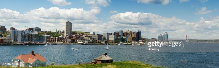 Halifax Panorama