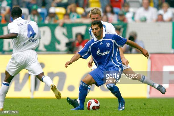 Halil ALTINTOP Schalke 04 / Karlsruhe Coupe de la Ligue 2007