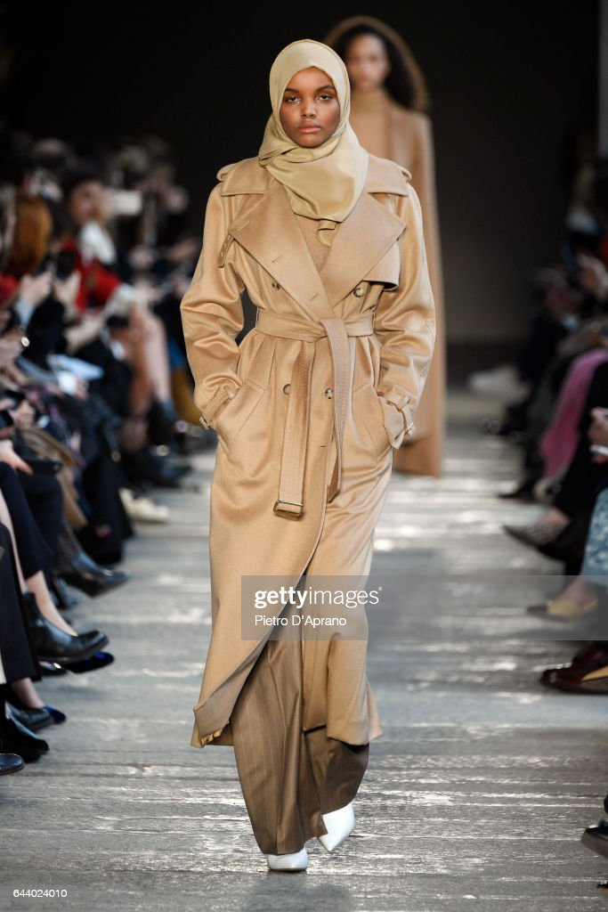 Max Mara - Runway - Milan Fashion Week Fall/Winter 2017/18