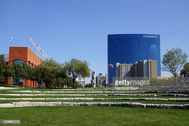 Hall Of Champions and JW Marriott in Indianapolis Indiana on SEPTEMBER 30 2012