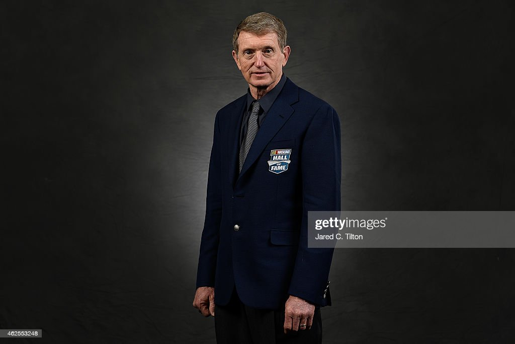 2015 NASCAR Hall of Fame Induction - Portraits