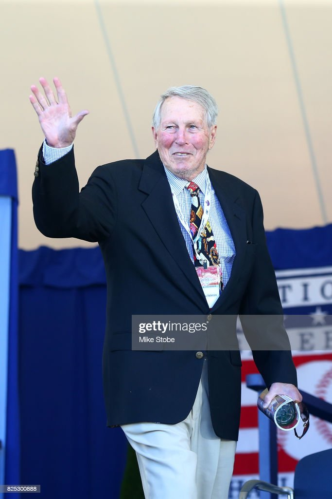 Baseball Hall of Fame Induction Ceremony