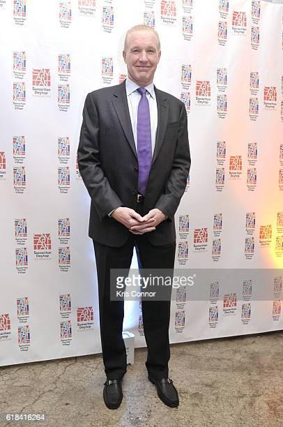 Hall of Famer Chris Mullin attends the 2016 Samaritan Daytop Foundation Gala at Tribeca Rooftop on October 26 2016 in New York City