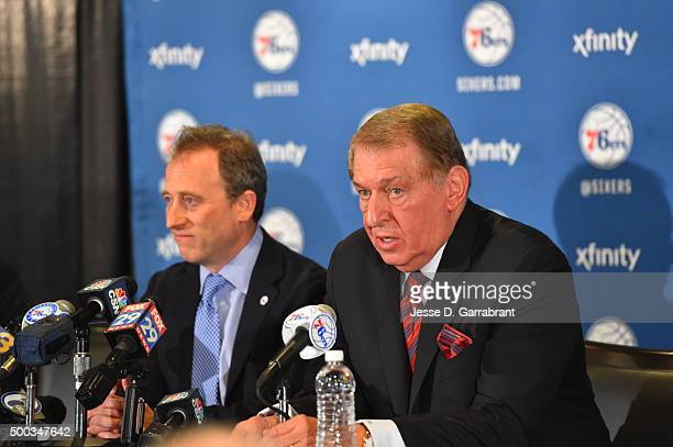 Hall of Famer Jerry Colangelo Joins Philadelphia 76ers as Special Advisor to Managing General Partner and Chairman of Basketball Operations along...