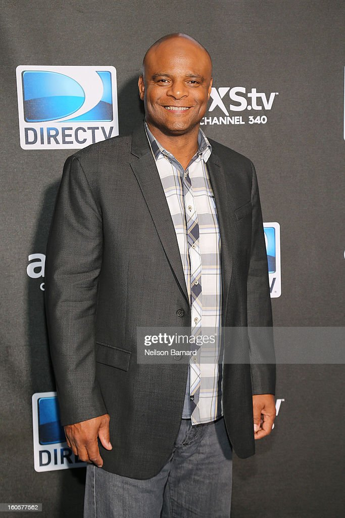 Hall of Famer Warren Moon attends DIRECTV Super Saturday Night Featuring Special Guest Justin Timberlake & Co-Hosted By Mark Cuban's AXS TV on February 2, 2013 in New Orleans, Louisiana.