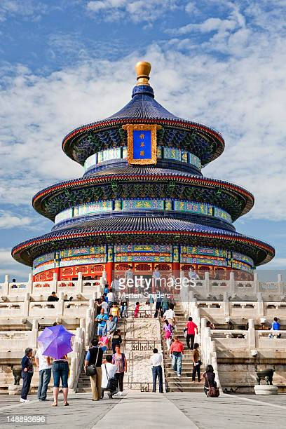 Hall of Prayer for Good Harvests in Temple of Heaven.
