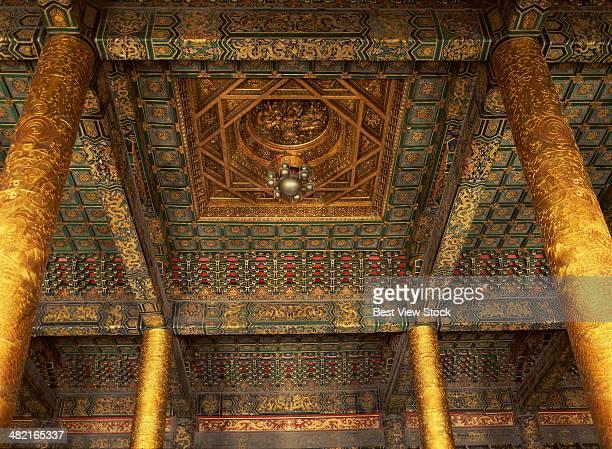 Hall of Supreme Harmony Forbidden City Beijing