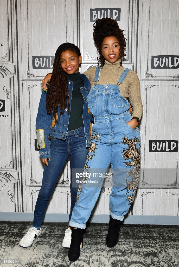 "Build Presents Chloe x Halle Discussing ""Grown-ish"""
