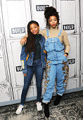 """Build Presents Chloe x Halle Discussing """"Grown-ish"""""""