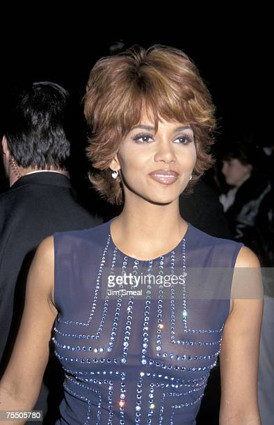 Halle Berry at the Hard Rock Hotel Casino in Las Vegas Nevada