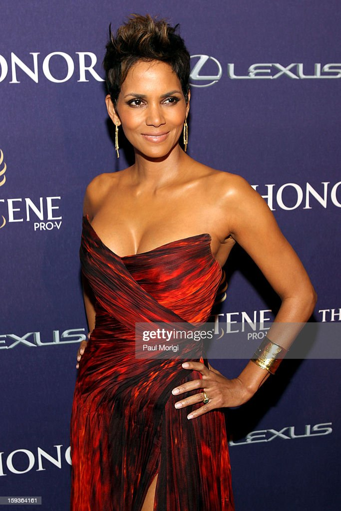 Red Carpet Presented By Pantene at Warner Theatre on January 12, 2013 in Washington, DC.